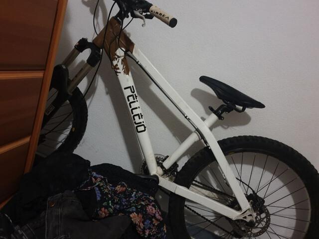 Bici Orbea Pellejo