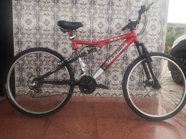 Bicicleta Aluminio 26P