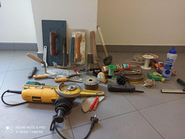 Kit Herramientas Para Albañil/Constructo