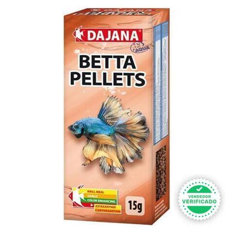 Alimento Betta Pellets De Dajana