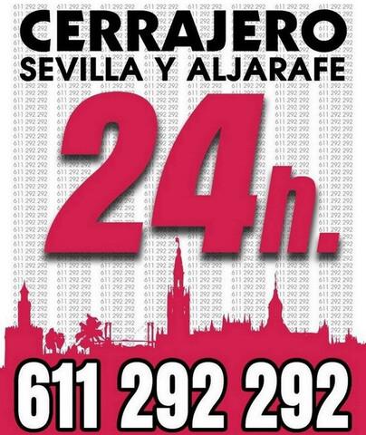 Cerrajero 24H De Guardia Sevilla