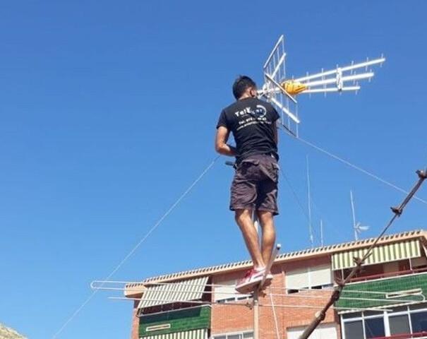 Antenista Profesional En Valencia