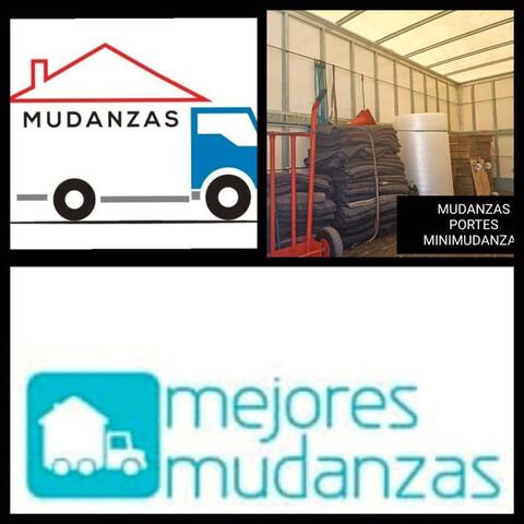 MUDANZAS PORTES HUELVA PROVINCIA ESPAÑA - foto 2