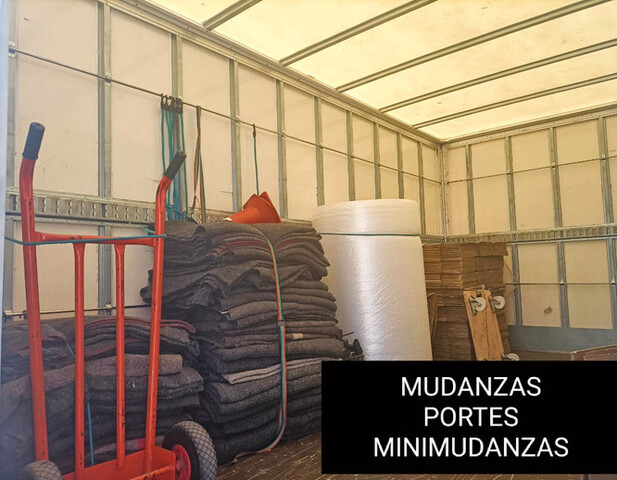 MUDANZAS PORTES HUELVA PROVINCIA ESPAÑA - foto 1