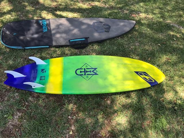 TABLA SURF KITE F ONE MITU PRO MODEL 5. 8 - foto 2