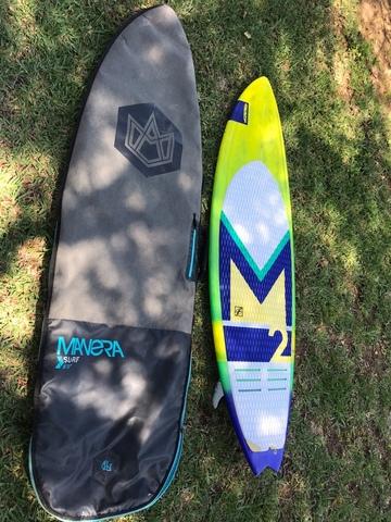 TABLA SURF KITE F ONE MITU PRO MODEL 5. 8 - foto 1