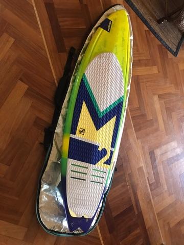 TABLA SURF KITE F ONE MITU PRO MODEL 5. 8 - foto 5