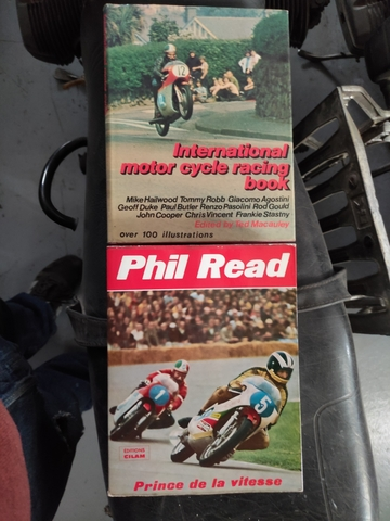 LIBROS DE PHIL READ, MIKEL HAILWOOD - foto 1