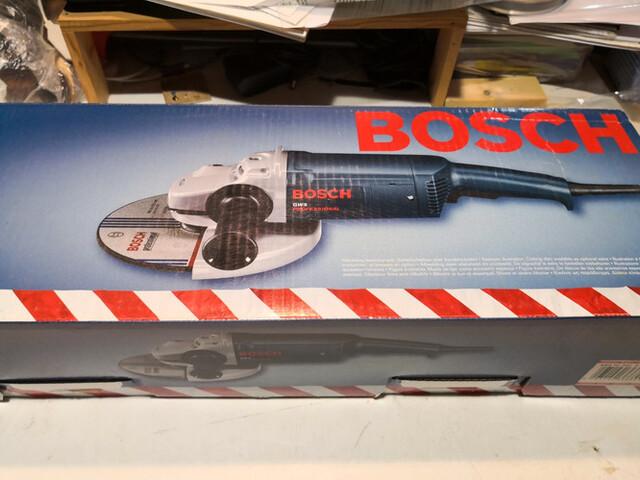 Amoladora Angular Bosch Gws-20-230H