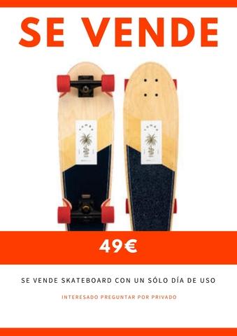 Skateboard Monopatín
