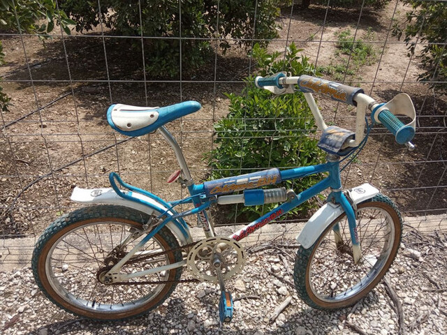 Vendo Bicicleta Clásica Bh.