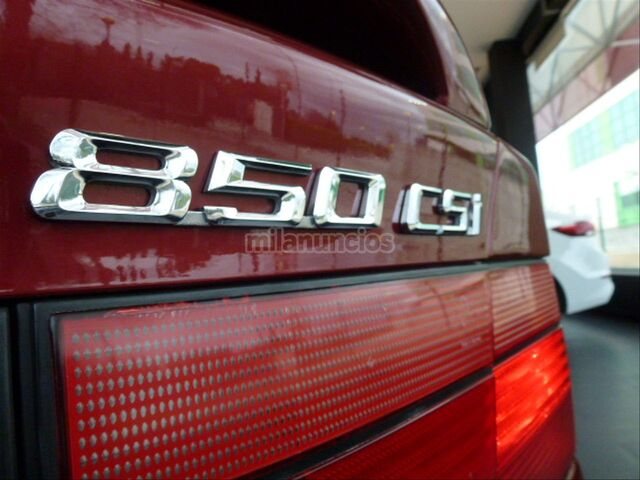 BMW SERIE 8 850CSI - foto 27