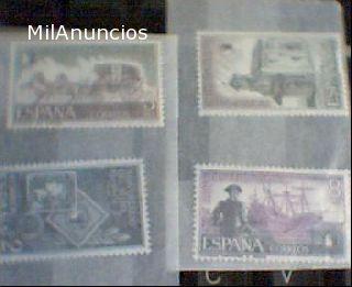 Sellos 125 Aniversario Del Sello 1975