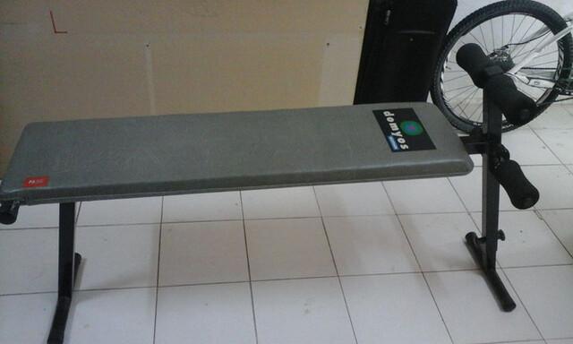 Banco De Abdominales Domyos Pa350