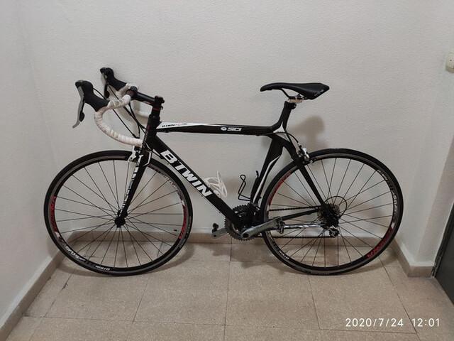 Vendo Bici Btwin Fc 700 Carbono
