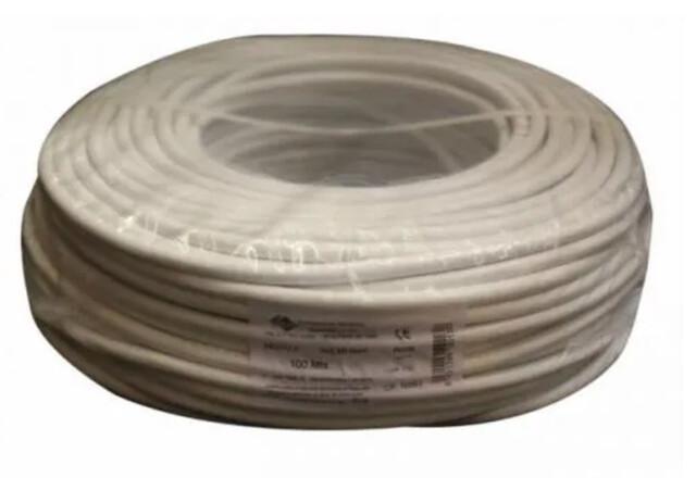 Cable Manguera 3X2, 5Mm Blanco 100M