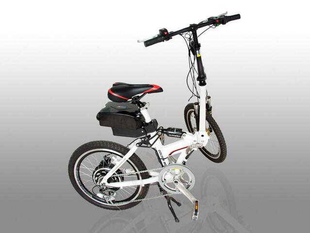 Bicicleta Electrica Golden Motor 250/400
