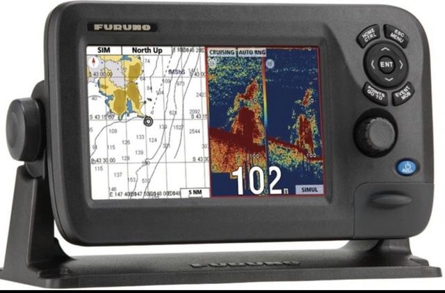 FURUNO GP-1870F SONDA GPS PLOTTER - foto 3