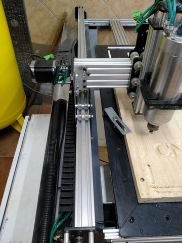 MESA CNC ROUTER - foto 2