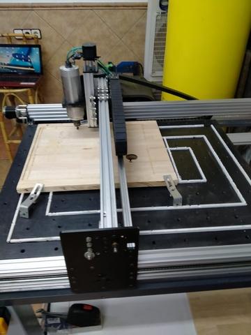 MESA CNC ROUTER - foto 3