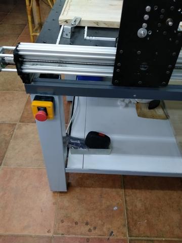MESA CNC ROUTER - foto 5