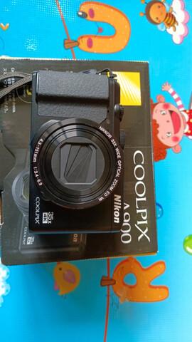 NIKON COOLPIX A900 4K UHD