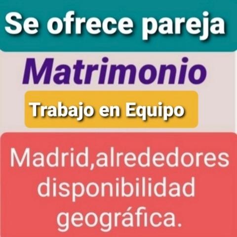 MATRIMONIO,  DISPONIBILIDAD GEOGRÁFICA - foto 1