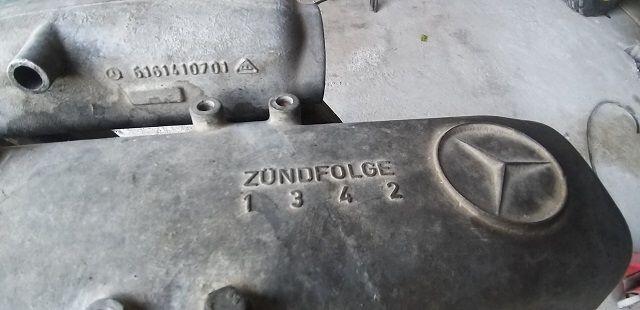 VENDO BOMBA INYECTORA MOTOR MERCEDES - foto 2