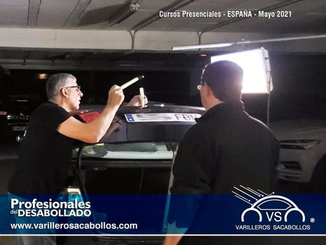 CURSO PRESENCIAL VARILLEROS SACABOLLOS - foto 3