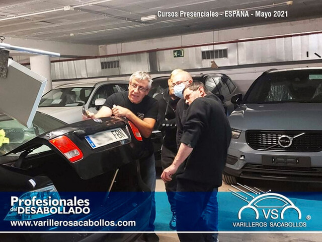 CURSO PRESENCIAL VARILLEROS SACABOLLOS - foto 5