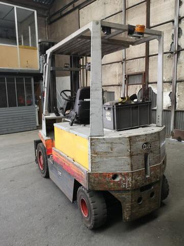 CARRETLLA FIAT ELECTRICA 4000KG - foto 3