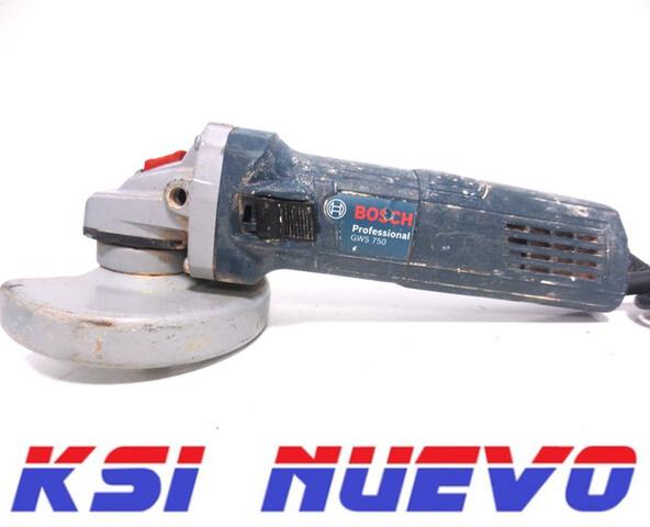Radial Pequeña Bosch Gws 750