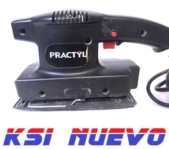 Lijadora Practyl Fs-Cg-90X187-135W