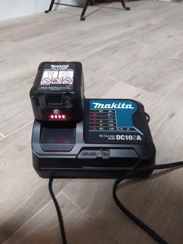 Cargador Makita Y Bateria