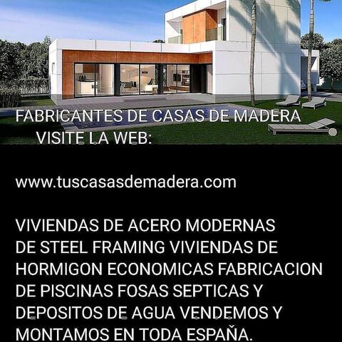 TUS PSCINAS DE FIBRA CASAS PREFABRICADAS - foto 5