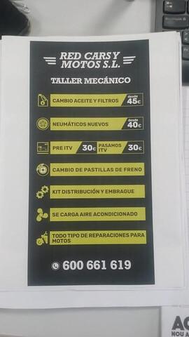 SERVICIOS DE TALLER MECANICO - foto 1