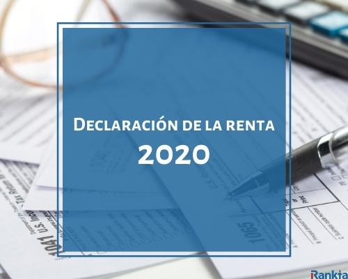 DECLARACION DE HACIENDA 2020 - foto 1