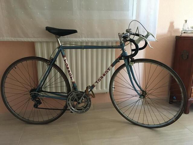 Bicicleta Clasica Torrot 1981