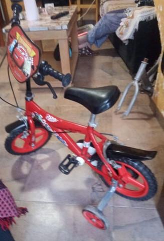 Bicicleta Cars 14 Pulgadas