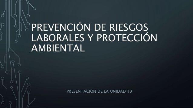 PROYECTOS PREVENCIÓN Y RIESGOS LABORALE - foto 1