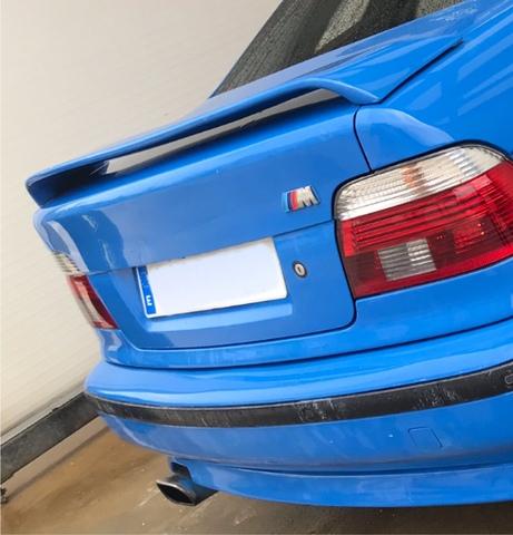 ALERÓN SPOILER TRASERO BMW - foto 1
