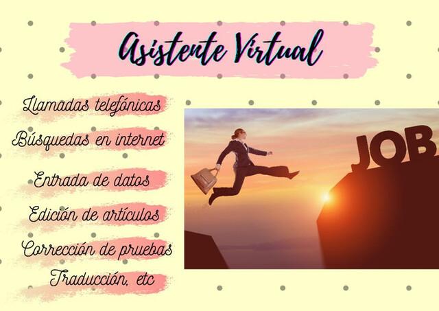 ASISTENTE VIRTUAL - foto 4