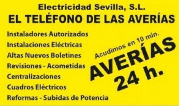 ELECTRICISTA AVERIAS 24HORAS - foto 1