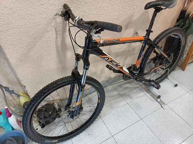 Bici Aluminio Conor Afx 8500 8V.  Talla M
