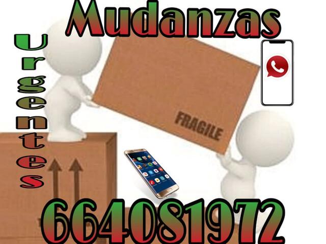 MUDANZA Y TRANSPORTES URGENTES - foto 1