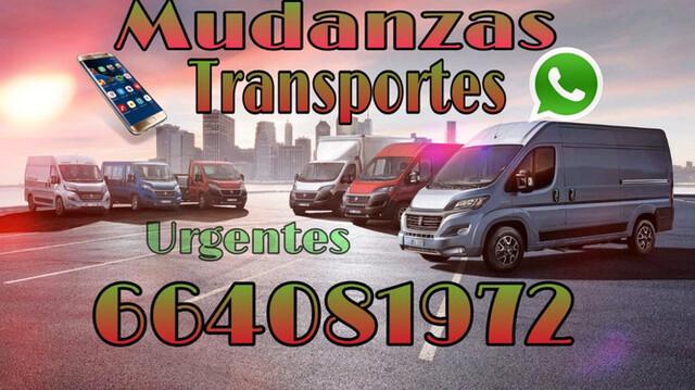 MUDANZA Y TRANSPORTES URGENTES - foto 2