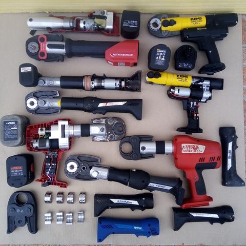 Reparación,  Maquinas,  Prensa,  Multicapa