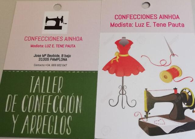 CONFECCIÓN Y ARREGLOS - foto 2