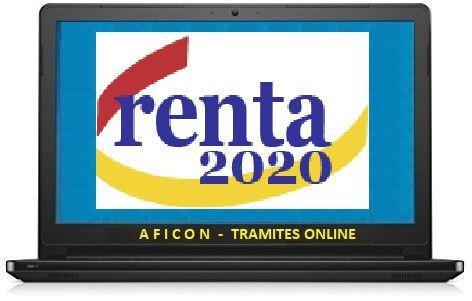 RENTA 2020  (25 EUROS) PALENCIA - foto 1