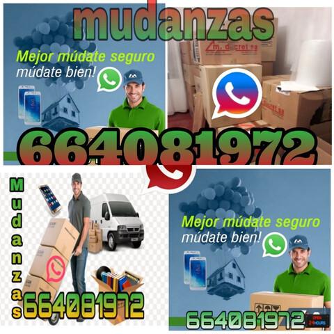 MUDANZA 664081972 EN  BCN.  PORTES.  FLETE - foto 1